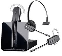 PLANTRONIC CS540 CORDLESS HEADSET