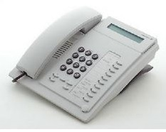 REFURBISHED ERICSSON  DBC 202 BUSINESS TELEPHONE (WHITE)
